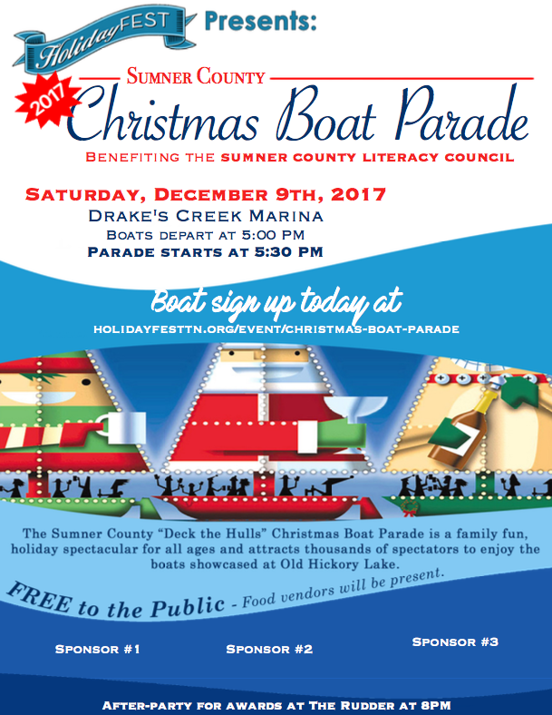 Sumner County Christmas Boat Parade presented by Hendersonville ...