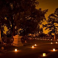 21st Annual Candlelight Cemetery Tour