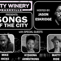 Songs of the City Hosted by Jason Eskridge with Sp...