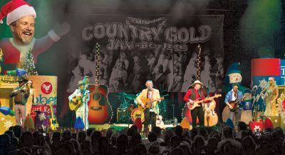 """Robert Earl Keen's """"Merry Christmas From the Fam-O..."""