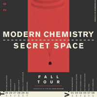 Modern Chemistry with Secret Space