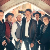 Old Crow Medicine Show's Annual New Years Eve Show...