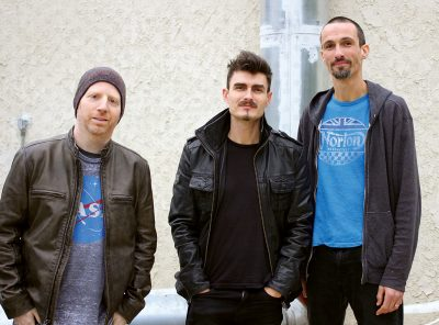 Oz Noy and Ozone Squeeze