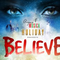 Cirque Musica Holiday Presents Believe