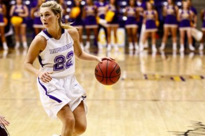 Lipscomb Lady Bisons Basketball vs. Morehead State...