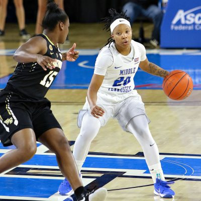 MTSU Lady Raiders Basketball vs. North Texas