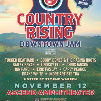 Country Rising Downtown Jam | Bobby Bones & The Raging Idiots, Bailey Bryan, Lindsay Ell, Chris Janson, Jon Pardi + More