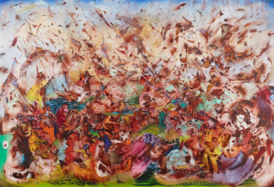 Chaos and Awe: Painting for the 21st Century
