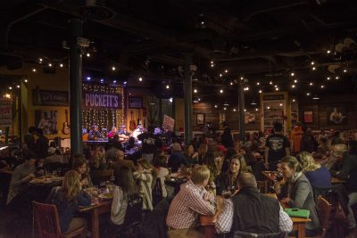 Puckett's Sunday Showcase hosted by Marcus Whybr...