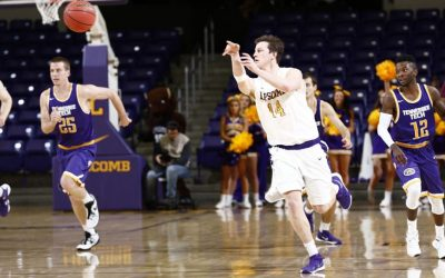 Lipscomb Bisons Men's Basketball vs. Florida Colle...
