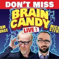 Cancelled - Brain Candy Live!