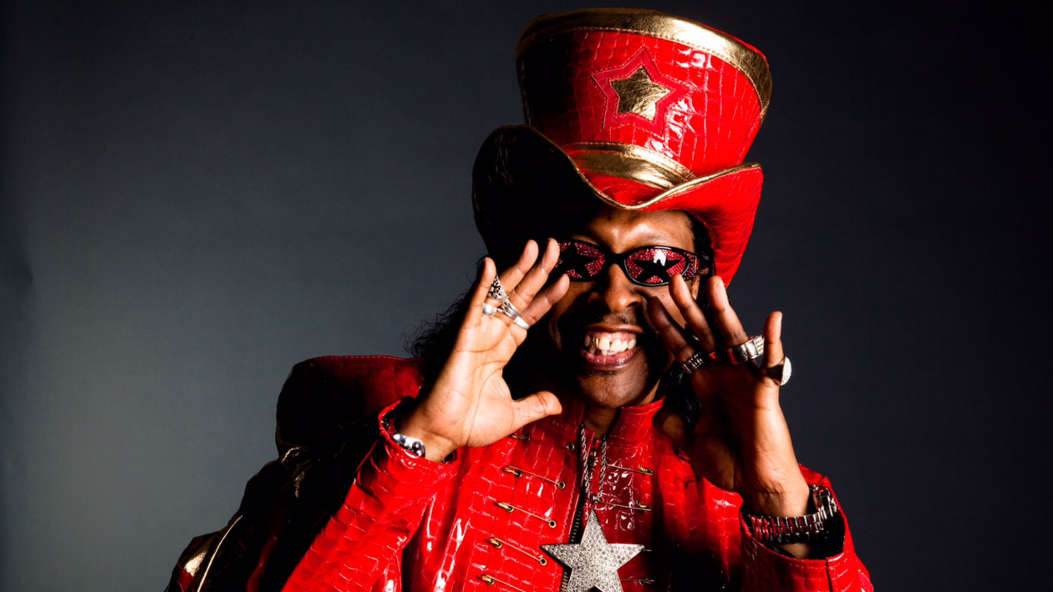 Funky Good Time Celebrates the Release of Bootsy Collins' 'World Wide Funk'