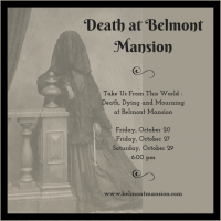 Christmas at Belmont Mansion | Patron's Party & Auction presented ...