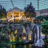 Thanksgiving Dining at Gaylord Opryland