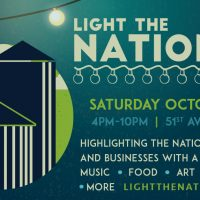 2nd Annual Light the Nations
