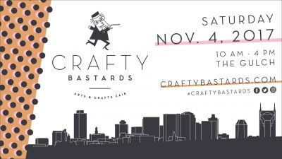 Nashville Scene's Crafty Bastards Arts & Crafts Fair