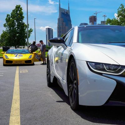 Music City Dream Cars Closed Course Experience