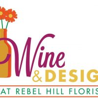 Rebel Hill Florist - Wine and Design Class