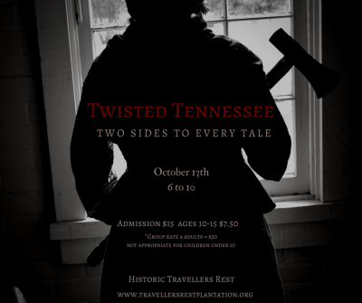 Twisted Tennessee
