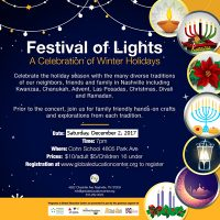 Festival of Lights: A Community Holiday Celebration