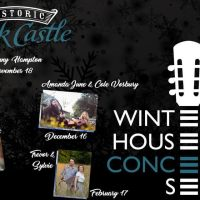 Historic Rock Castle Presents Winter House Concert Series