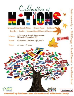 """Celebration of Nations"" Festival"