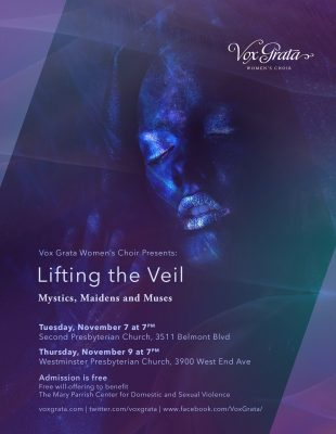 Lifting the Veil - Mystics, Maidens and Muses