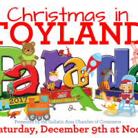 """Gallatin's """"Christmas in Toyland"""" Parade"""