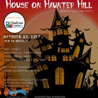 House on Haunted Hill Costume Party
