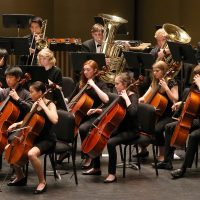 Nashville Youth Repertory Orchestra, Youth Strings...