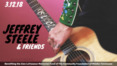 The 11th Annual Jeffrey Steele and Friends Concert...