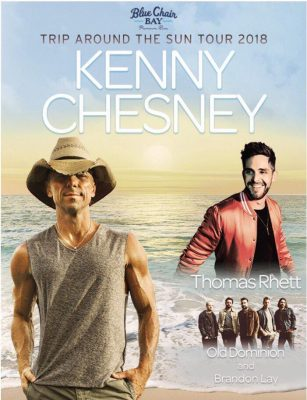 Kenny Chesney | Trip Around the Sun Tour
