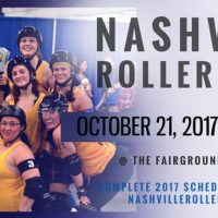 Nashville Rollergirls Hit It & Quidditch Tournament