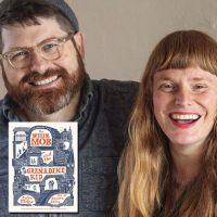 Salon@615 | Colin Meloy and Carson Ellis, author and illustrator of The Whiz Mob and the Grenadine Kid