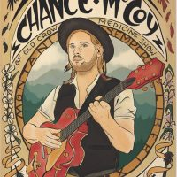 Chance McCoy (of Old Crow) | The Electric Crow Res...