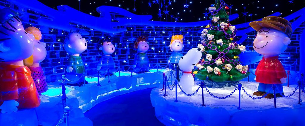 Featured Event: ICE!® A Charlie Brown Christmas