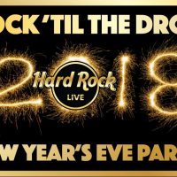 Rock Till the Drop New Year's Eve Party