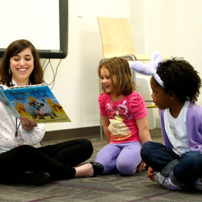 Preschool Program: Song and Story Time: Women in C...