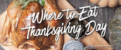 Discover Where to Eat this Thanksgiving Day in Nashville