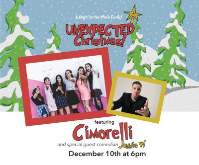 4th Annual Unexpected Christmas
