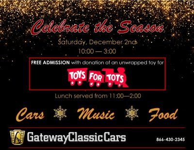 Gateway Classic Cars Holiday Party