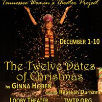 The Twelve Dates of Christmas, by Ginna Hoben