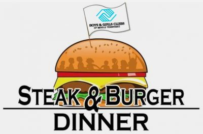 29th Annual Steak & Burger Dinner