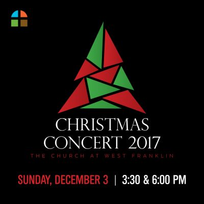 Christmas Concert at The Church at West Franklin