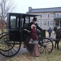 Christmas Open House at Historic Wynnewood, Bledsoe's Fort Historical Park, & Hawthorn Hill