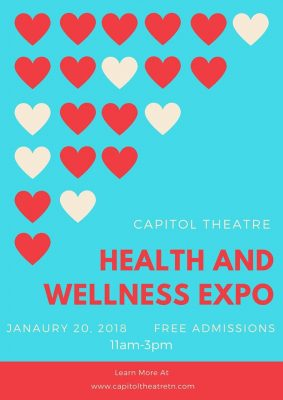 Capitol Theatre: Health and Wellness Expo