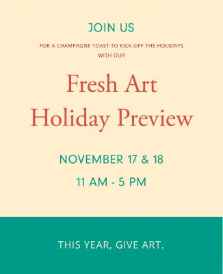Fresh Art Holiday Preview