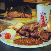Jack's Bar-B-Que - Charlotte Ave