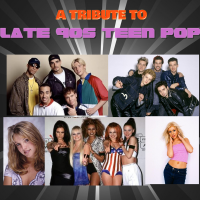 Boy Bands, Girl Groups, Divas and Idols: A Tribute To Late 90s teen pop