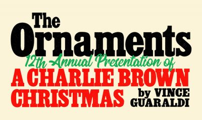 The Ornaments Present A Charlie Brown Christmas